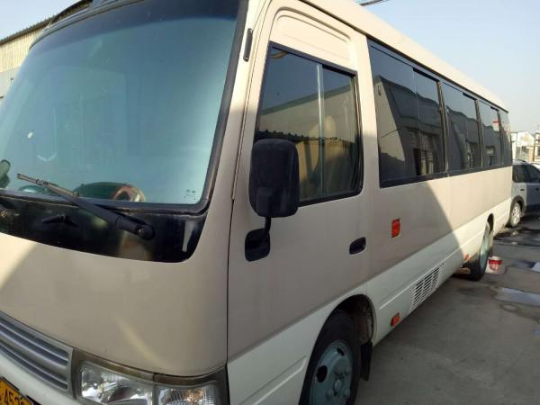 used Yutong bus for sale from shanghai china buses left hand drive
