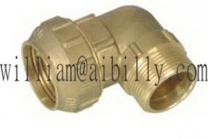 China Forged Brass Compression Tee (brass fitting, pipe fiting) on sale