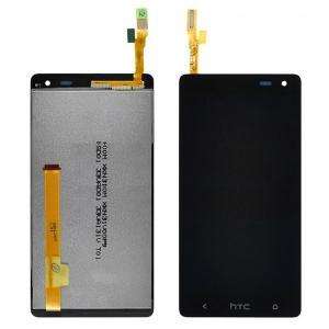 China 4.5 inch Black HTC LCD Screen Replacement , HTC Desire 600 Touch Screen on sale