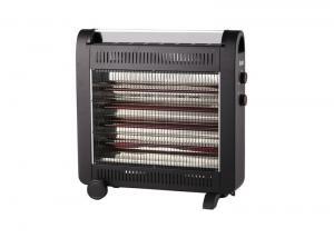 China Calefator preto da fibra do carbono da Enery-economia, calefatores portáteis infravermelhos 1200W on sale