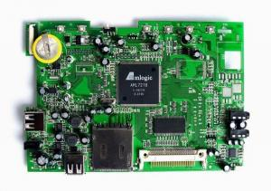 China Double sided pcb board for motherboard , printed circuit board assembly on sale