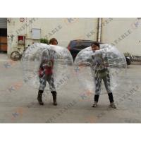 Funny Inflatable bumper ball body zorb ball bubble ball with PVC / TPU material