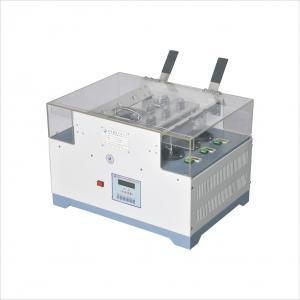 China GW-030B  Shoe lace-eyelets abrasion testing machine on sale