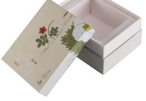 Custom Decorative Cardboard Packaging Favor Wedding Gift Box For