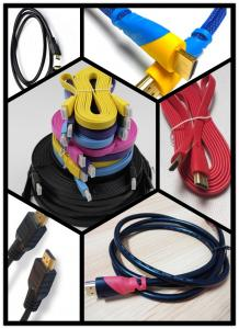 China HOT SALE flat HDMI cable with nickel plated male to male cable/VGA to HDMI cable/HDMI adaptor on sale
