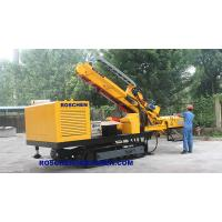China RSDX-4 Hydraulic Crawler-Mounted Drilling Rig Machine ,  Anchor Drilling Rig on sale