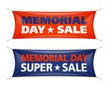 Activity Fabric Hanging Banners Advertising Promotion Hanging Trade Show Signs