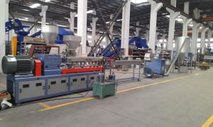 China recycling and granulator line/PP/PE/ABS/EVA crumbles pelletizing line on sale