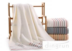 China Azo Free 100 Percent Cotton Bath Towels For Adults / Children on sale