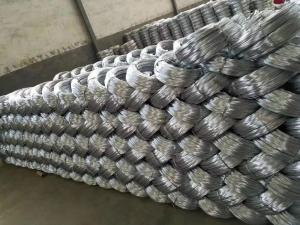 China 20 Gauge Galvanized Iron Wire Binding / Low Carbon Steel Hexagonal Wire Mesh on sale