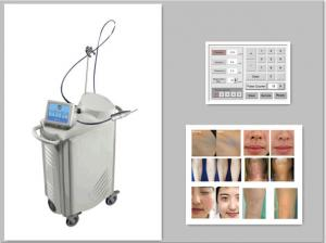 China Permanent 755 nm Alexandrite Laser single pulse FOR Hemangiomas on sale