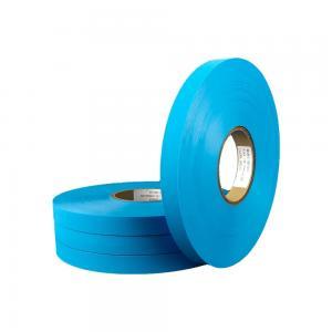 China Non Woven Blue Eva Seam Sealing Tape For Raincoat on sale