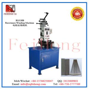 China Resistance winding machine for Tubular Heater By Feihong Machinery on sale