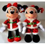 La felpa de encargo juega la Navidad DisneyMickey Mouse y los juguetes de Minnie Mouse los 45cm