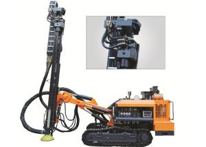China More Powerful KG610 Down the Hole Drill Equipment Rock Blast Earth Drilling Rig on sale