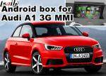 Android navigation box interface for Audi A1 3G MMI video mirror link cast screen