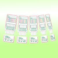 Multiple Panel Drug Abuse Test Device Urine Test