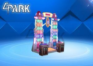 China Smart Hitting Class Redemption Game Machine Twin Tower Hitting Machine on sale