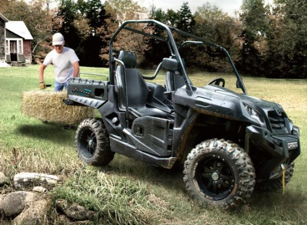 CFMOTO UFORCE 800CC SIDE BY SIDE JEEP UTV for sale for sale