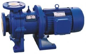 China Magnetic drive pump chemicals pump use on  acid-base on sale