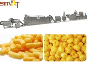 China 70KW Snack Food Extruder Machine / Snacks Making Machine For Core Filling Bars on sale