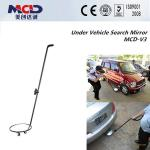Lightweight Telescopic Under Vehicle Inspection Mirror Used For Police / Army