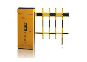 China High Speed Remote Control Car Parking Barrier , Intelligent Parking Barrier System on sale