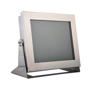 China ATEX Stainless Steel LED 17inch Display Explosion Proof CCTV Monitor on sale