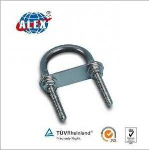 China Wholesale High Quality Galvanize U Bolt on sale