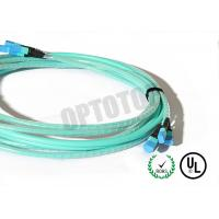 China Durable Mpo Mtp Patch Cord  Φ3 , MPO Cable Assemblies High Density Solution on sale