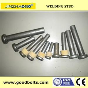 China SO13918 Nelson Shear Stud Connectors,Welding stud on sale