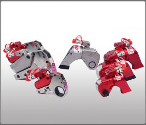 China Hex Cassette Low Profile Hydraulic Torque Wrench for Bolt solution on sale