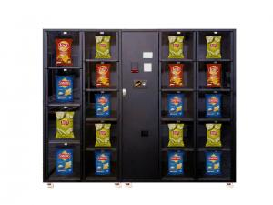 China Chips  Vending Machine on sale