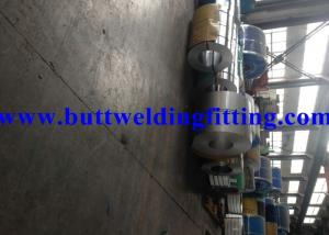 China Zinc Coated 316L Stainless Steel Coil / Galvanized Steel Coil For Medical Equipment on sale