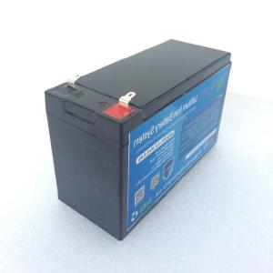 China Street Light 12V 9.9Ah Lithium Battery Pack IP54 Water Resistance on sale