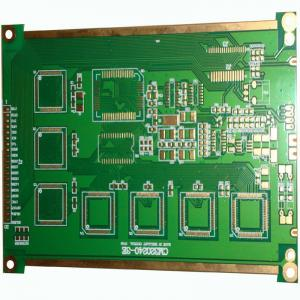 China Special Process Multilayer Pcb Board HDI PCB Plug Via Resin Circuit Board on sale