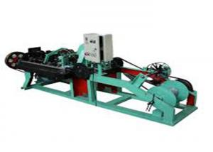 China CS-A Type Fully Automatic Barbed Wire Machine  76mm / 102mm / 127mm Barbed Space on sale