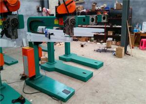 China Servo Stitcher Servo Carton Box Stapler / Corrugated Carton Box Machine 450 Nails/Min Speed on sale