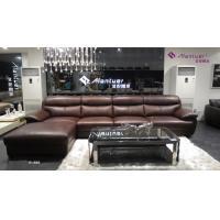 living room sectional sofa genuine leather sofa brown sofa modern interior sofa set