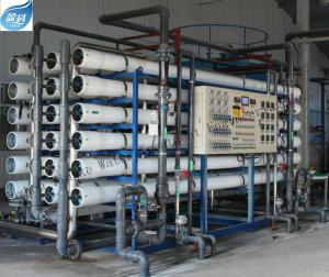 China two stage reverse osmosis,RO seawater desalination plant/system/machine on sale