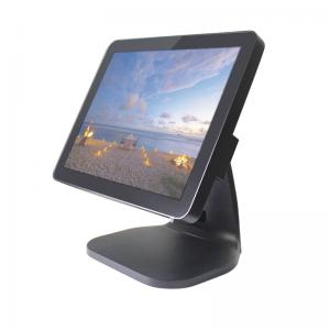 China POS J1900 15 Fanless Cash Registers For Small Business , Intel 1800 Digital Cash Register on sale