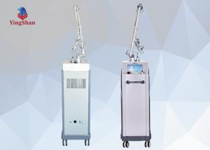China 7 Articulated Arms Face Wrinkle Remover Machine , CO2 Fractional Skin Care Equipment on sale