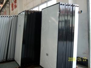 China Calentador de agua del colector solar con la certificación de Solarkeymark on sale