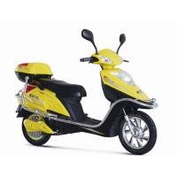 450w High efficiency brushless motor electric scooter / motorised bicycles classical style