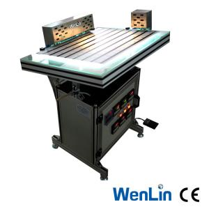 China WL-DH-3 plastic IC card Spot welder Plastic card welding machine Card making equipments China supplier on sale on sale