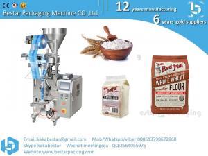 China Automatic Wheat Flour Cassava Powder Sachet Packing Machine for Milk Powder supplier