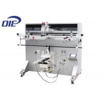 Electric Cylindrical Screen Printing Machine / Barrel Round Printing Machine