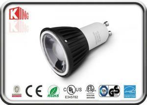 China Warm white 5watt Dimmable LED Spotlight GU10 for hall / lobby lighting on sale