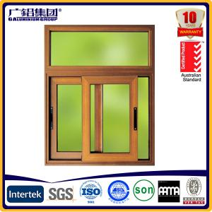 China aluminium windows , aluminium sliding windows on sale