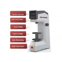 Color Touch Screen Rockwell Hardness Tester For Pearlitic Malleable Iron